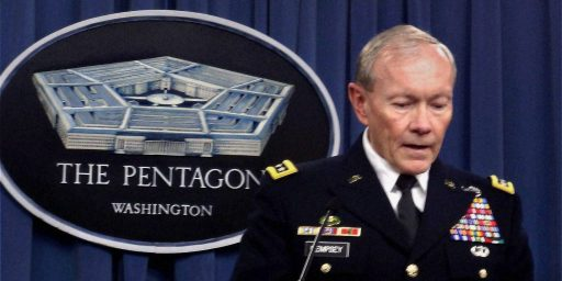 Joint Chiefs Chairman: An Israeli Attack On Iran Would Be Unsuccessful And Counterproductive