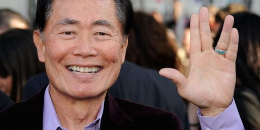 George Takei Lived to See The Day