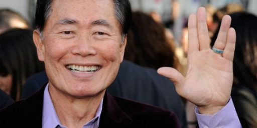 George Takei Wonders What Happened To The Republicans Who Are Against Big Government