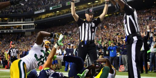Monday Night Absurdity Leads To New Complaints About Replacement Referees