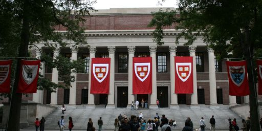 Why is Harvard Subsidized by the Taxpayer?