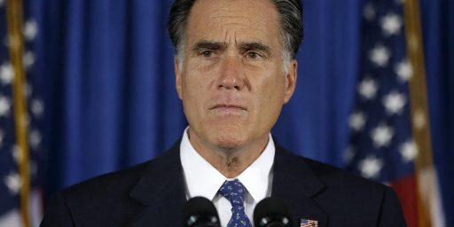 Could Foreign Policy Cost Mitt Romney The Election?