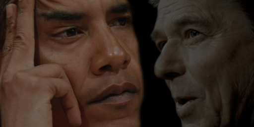 Presidents Reagan And Obama Teach Trump How To Respond To Racism And Hate