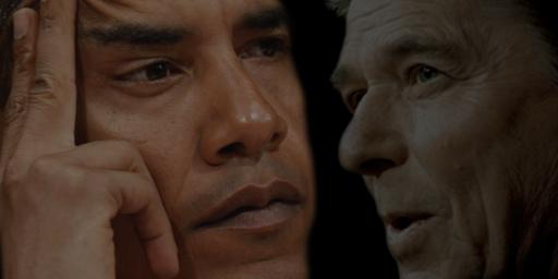 Obama Campaign Dodges Reagan's Question