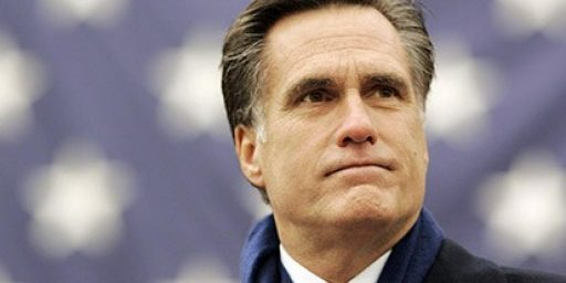 Romney Campaign Refocusing By Focusing On, Well, Everything Apparently