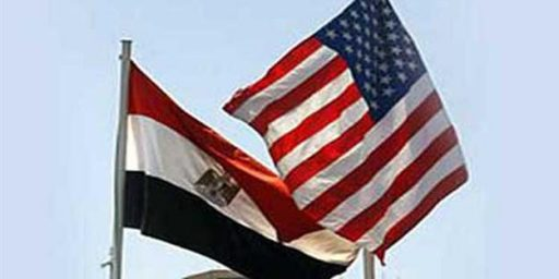 U. S. Aid to  Egypt Is Complicated