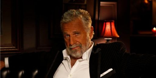 'Most Interesting Man in the World' Endorses Obama