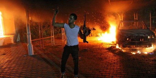White House Insists Benghazi Attack Was Not Pre-Planned, Was All About A Movie