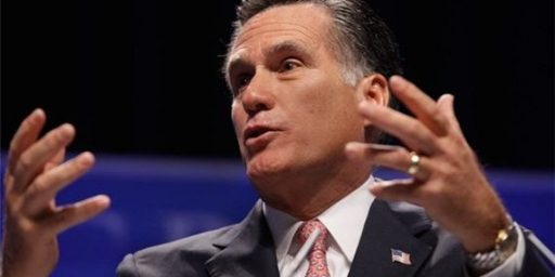Mitt Romney: Half Of Americans Are Hopeless Losers That I Don't Need To Worry About