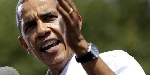 Politico: Obama Levels More Personal Attacks Than Romney