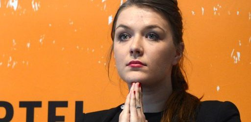 Pirate Party Leader Fights Illegal Downloads of Her Book