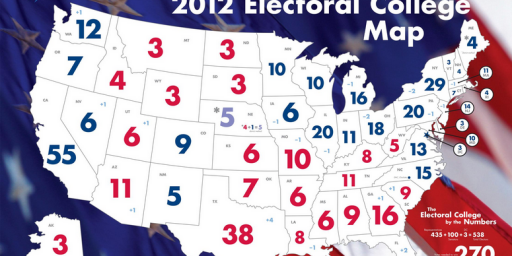 There's No Good Reason To Get Rid Of The Electoral College