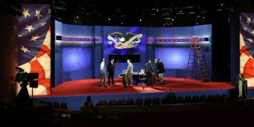 Previewing Tonight's Foreign Policy Debate
