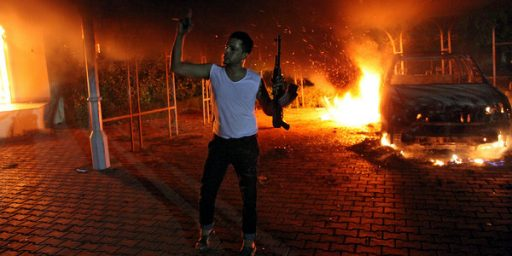 As Congressional Hearings Open, The Benghazi Narrative Changes Again