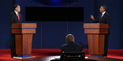 Romney Won The Debate, But Will It Matter?
