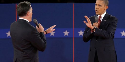 About That Libya Question In Last Night's Debate