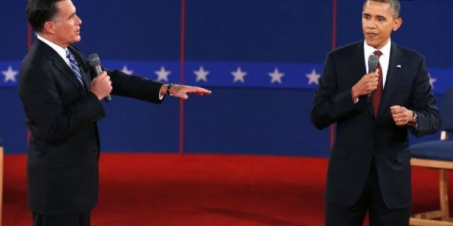 Obama Comes Back Strong But Debate's Impact On Race Is Unclear