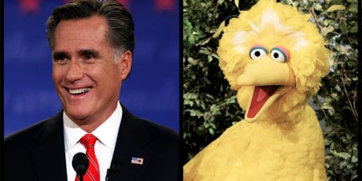 The Obama Campaign's Absurd 'Big Bird' Ad