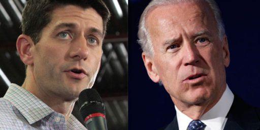 Expectations High For Paul Ryan Ahead Of Debate