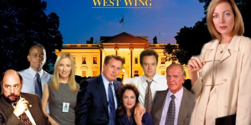 The West Wing And American Politics