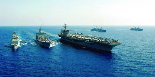 Despite Reports, U.S. Carrier Was Nowhere Near Korea