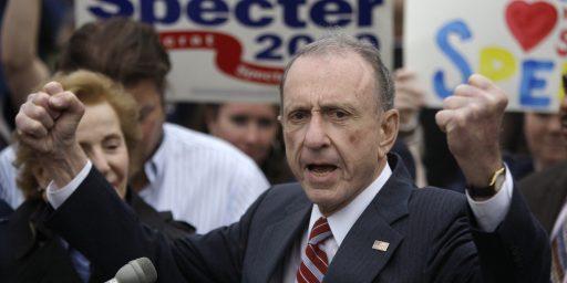 Former Senator Arlen Specter Dead At 82