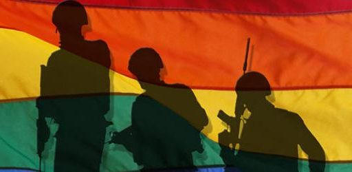 'Military' Doesn't Mistreat Same-Sex Spouses; US Law Does