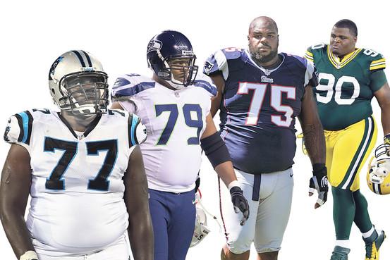 New Jerseys Make NFL Lineman Feel Fat 2672a0d2d