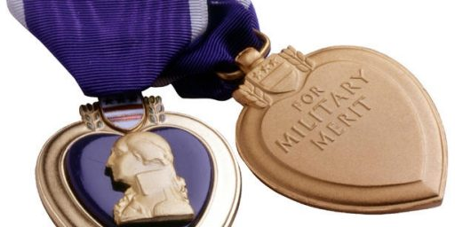 Fort Hood Victims Awarded Purple Heart