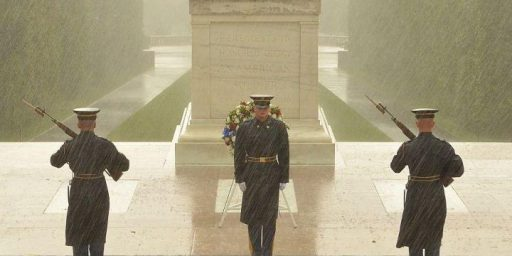 Tomb of the Known Unknowns