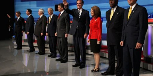 RNC Tries To Limit The Number Of Presidential Debates