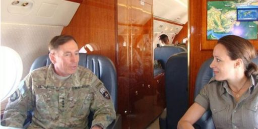 FBI, DOJ Knew About Petraeus Affair For Months
