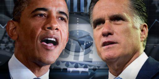 Final Gallup Poll: Romney 49, Obama 48