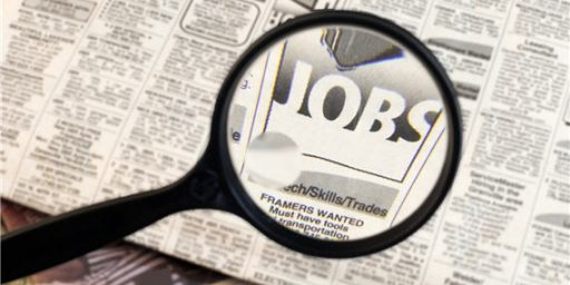 Another Ho-Hum Jobs Report