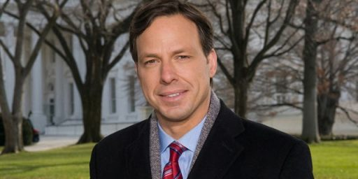 Jake Tapper Moves to CNN