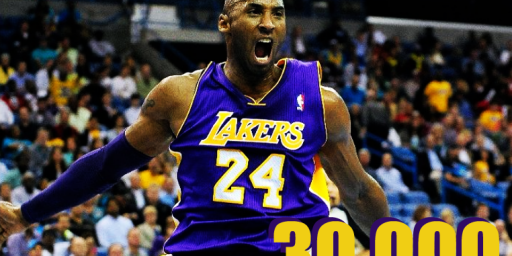 Kobe Bryant Youngest to 30,000