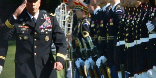 Generals Live Like Kings
