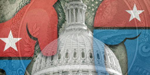 Polarization in the Congress
