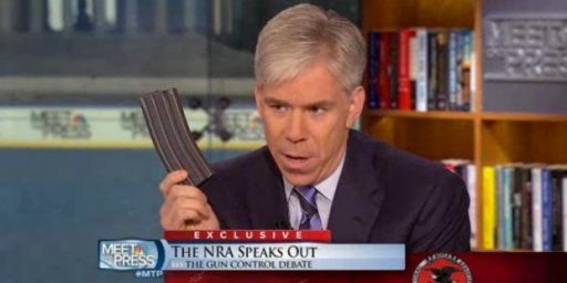 David Gregory Won't Be Prosecuted for Technical Violation of DC Gun Law
