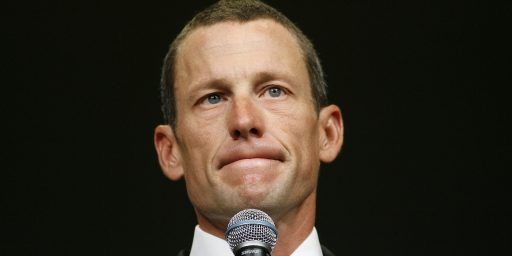Lance Armstrong: Cheater, Liar