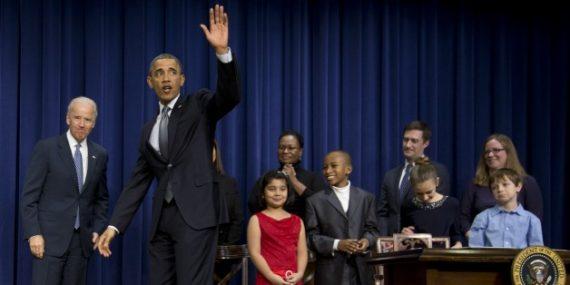Obama Guns Speech