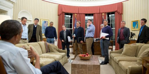 Obama Hit For Lack Of Diversity In Reshuffled Cabinet