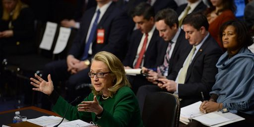 The Benghazi Committee Gets Its Moment In The Spotlight, And So Does Hillary Clinton