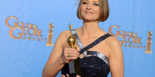 Jodie Foster Comes Out, Surprising Only John Hinckley