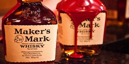 Maker's Mark Reducing Alcohol Content To Keep Up With Demand