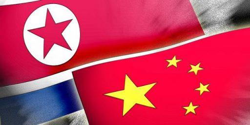 China Starting To Get Irritated With North Korea?