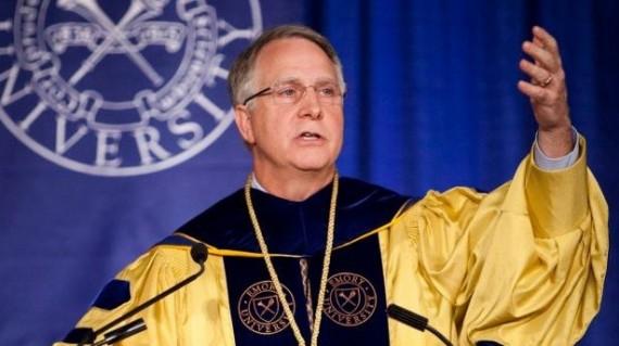 Emory-University-President-James-Wagner