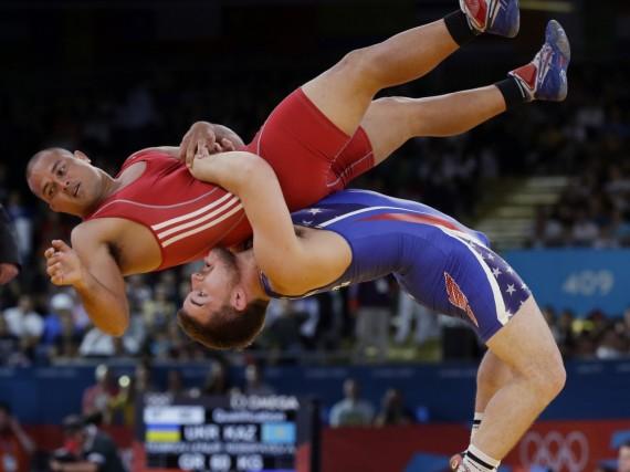 London Olympics Wrestling