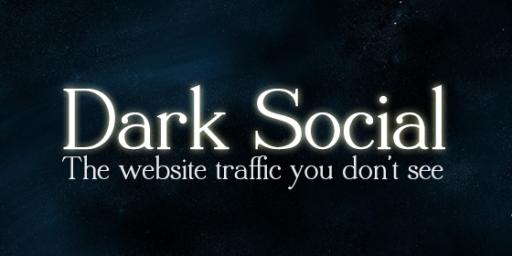 Dark Social: The Hidden Web