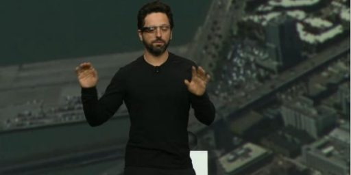 Sergey Brin Says Smartphones 'Emasculating'